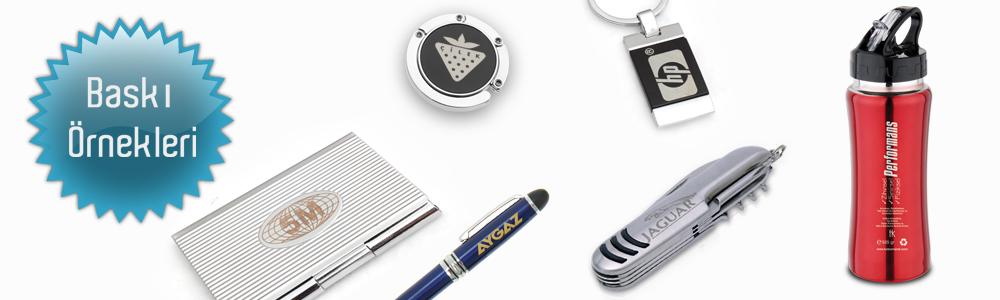 Lazer baskı ve markalama promosyon reklam